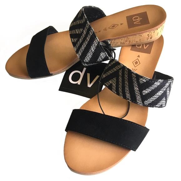 fbf71e4a950d2 DV Dolce Vita For Target Bailey Wedge Sandals NWT